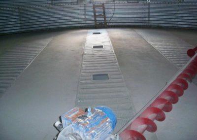 flush floor system