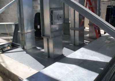 elevator inspection section