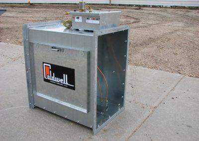 caldwell heater