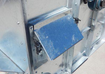 chief elevator insepction door a