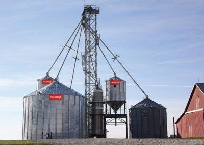 chief farm bin system